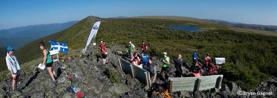 Ultra Trail du Mont Albert 2014
