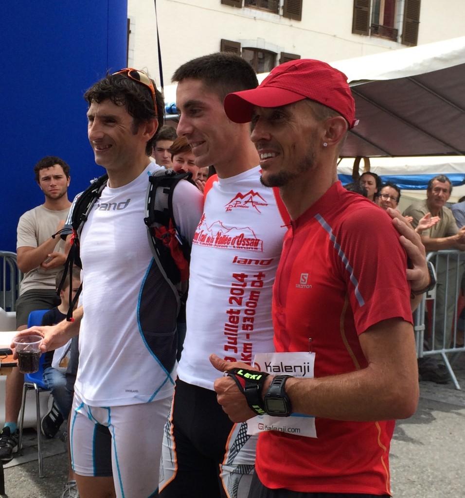 podium hommes GTVO 2014