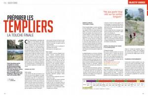 Plan entraînement Templiers 2014