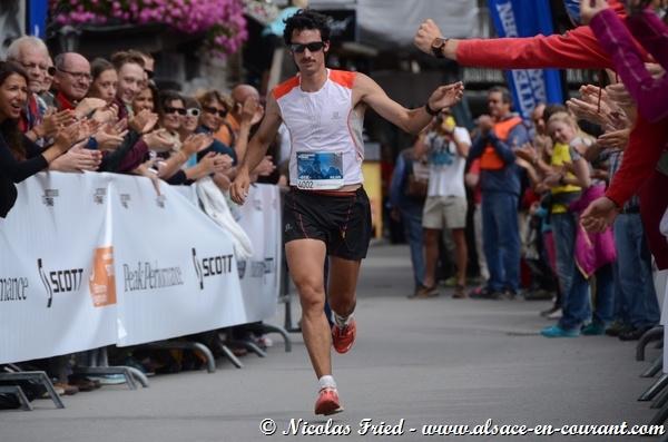 Kilian Jornet - vainqueur 2013 du Matterhorn Ultraks
