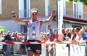 Michel Lanne vainqueur Canigou 2014 - Indépendant