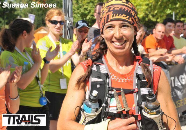 UT4M 2014 - Susana Simoes vainqueur du 160km