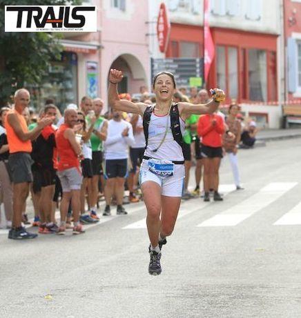 Belle Ile en Trail 2014 - Virginie Govignon - YM Quemener