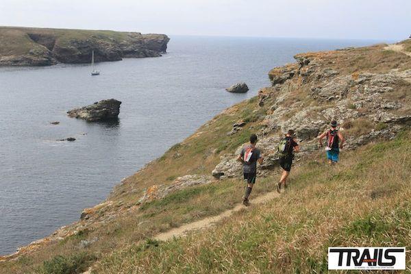 Belle Ile en Trail 2014 - YM Quemener