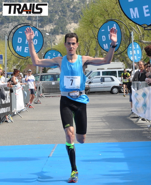 Championnat de France de Trail 2014 - Geoffroy Sarran