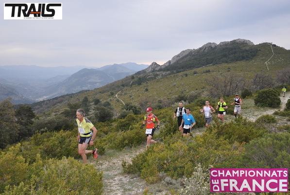 Championnat de France de Trail 2014