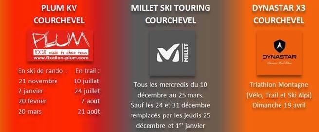 Courchevel Sport Alpinisme 2015