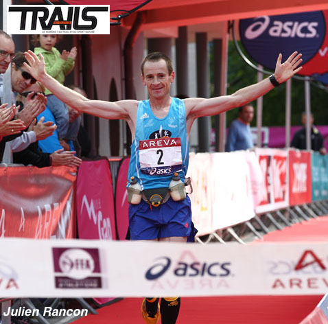 Championnats France de Trails 2014 - Julien Rancon