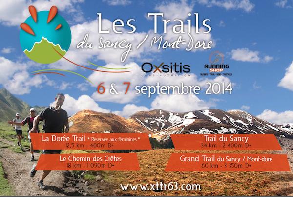 Trail Sancy Mont Dore 2014