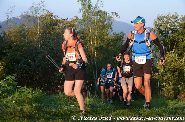Trail du Haut Koenigsbourg 2014 - 2