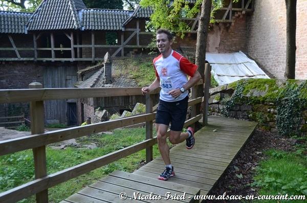Trail du Haut Koenigsbourg 2014 - 3
