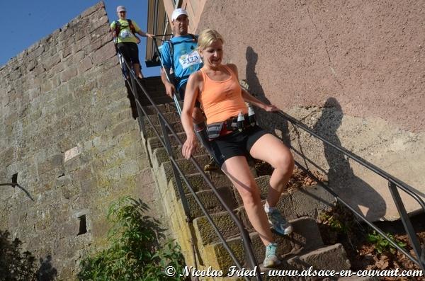 Trail du Haut Koenigsbourg 2014 - 6