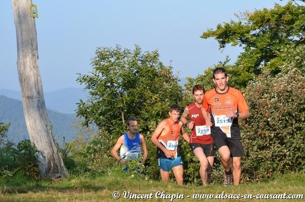Le Trail du Haut-Koenigsbourg 2014 passe à l'Ultra