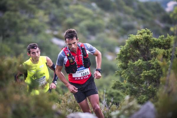 Sylvain Court, Champion de France de Trail long 2014