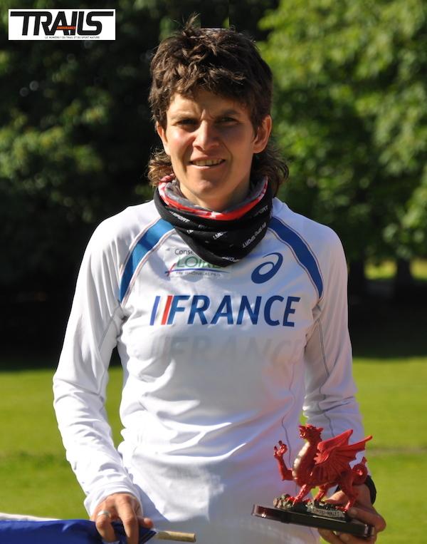 Aurelia Truel - Vice Championne du Monde de Trail 2013