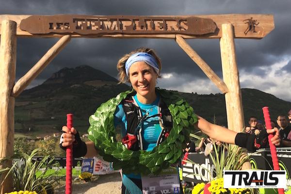 Caroline Chaverot, vainqueur de l'Ultra Endurance 2013