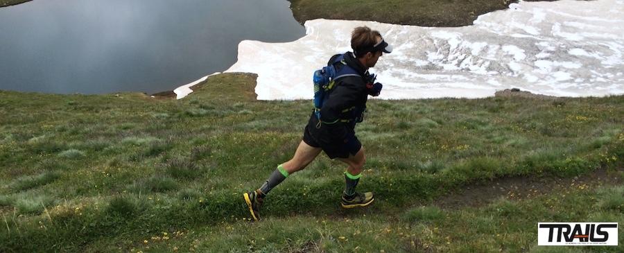 Fabien Antolinos - Ice Trail Tarentaise 2014