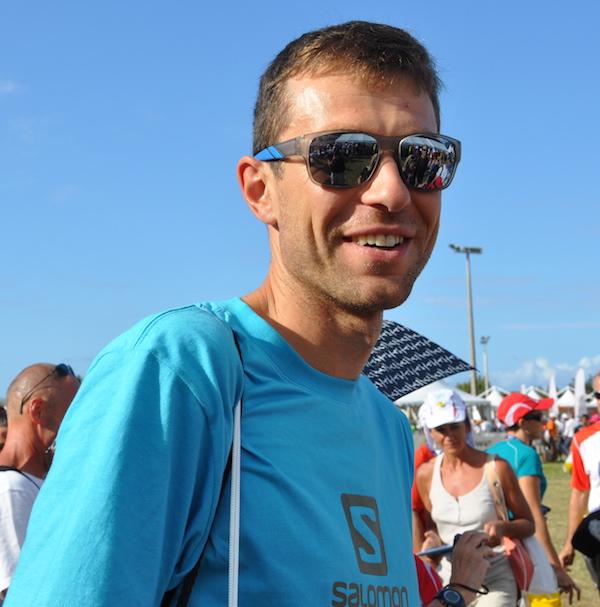 Francois D'Haene Team Salomon
