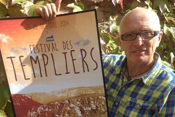 Gilles Bertrand - Templiers 2014