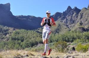 Grand Raid de la Reunion - Francois D'Haene vainqueur en 2013