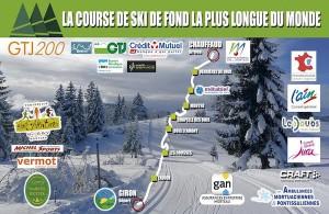 Grande Traversee du Jura 2015 - 200km
