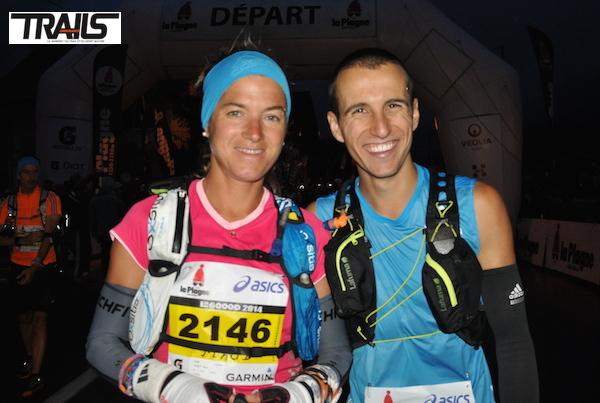 Maud Gobert et Seb Spehler TTN 2014