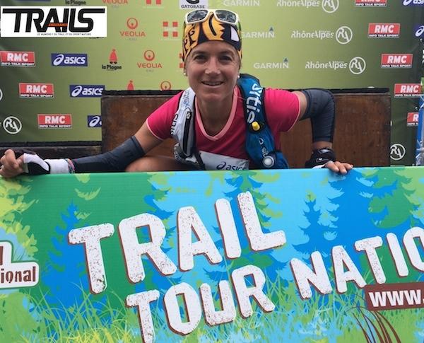 Maud Gobert, vainqueur TTN 2014
