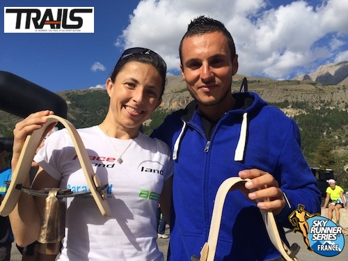 Salomon Skyrunner France Series - J. Navarro et V. Govignon