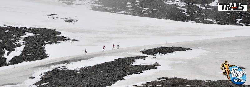 Salomon Skyrunner France Series 2015-Ice Trail Tarentaise