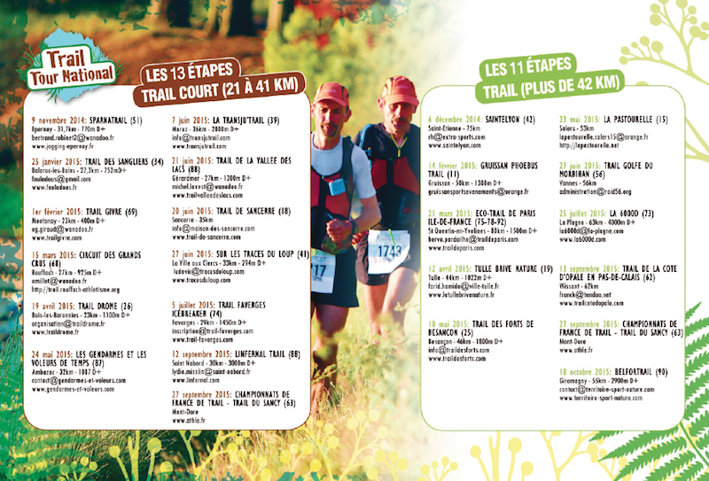 programme TTN 2015