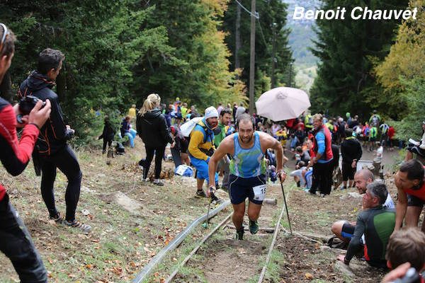 Benoit Chauvet, 32eme en 35min32s - Fully 2014