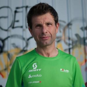 Pascal Giguet, team Scott Sports, odlo Led Lenser