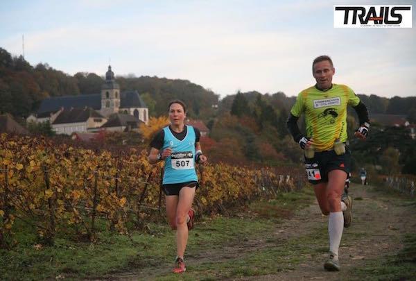 Sparnatrail 2014 - victoire de Céline Lafaye et Romuld De Paepe-Christophe Rochotte