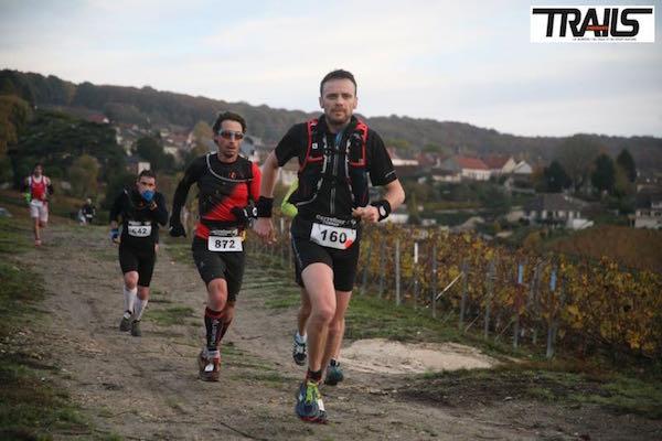 Sparnatrail 2014 - 1ère manche du Trail Tour National 2015 Christophe Rochotte -