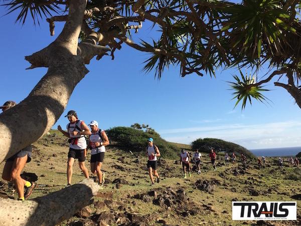 Trail de Rodrigues - Fred Bousseau