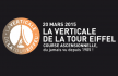 Verticale de la Tour Eiffel 2015