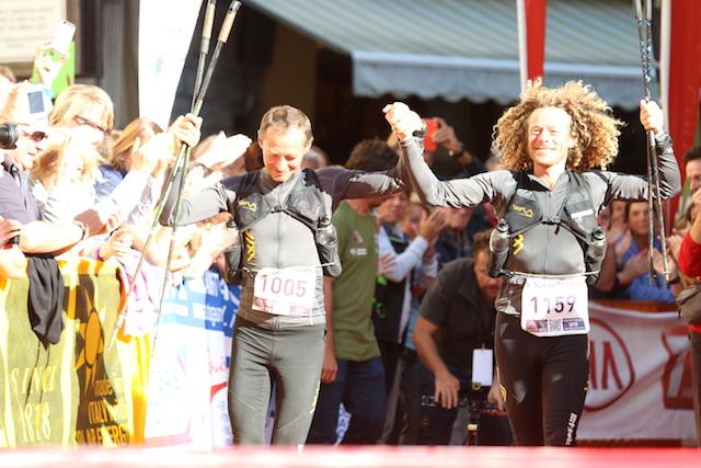 Antoine Guillon et Christophe Le Saux - team Waa