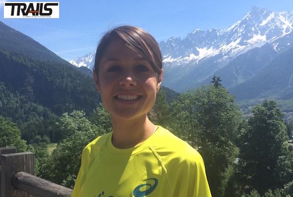Sylvaine Cussot team Asics Trail