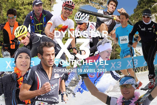 DYNASTAR X3 COURCHEVEL2015