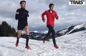 Trails sur neige 2015, toutes les courses sur neige