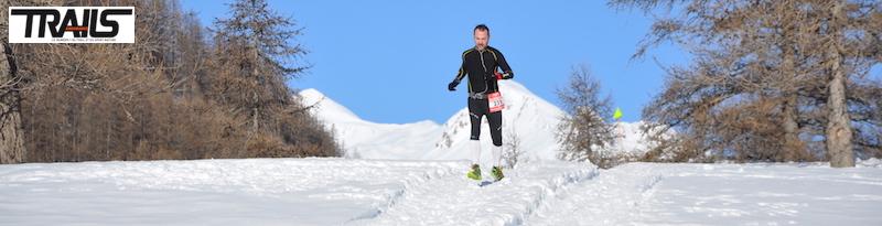 Snow trail 2015