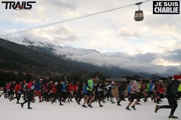 Trail Blanc Serre Chevalier 2015 - Christophe Rochotte