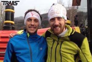 Trail Blanc Serre Chevalier 2015 - X. Chevrier et B. Bellamy