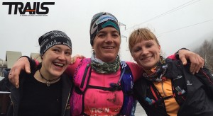 Trail Blanc Serre Chevalier 2015 - podium femmes