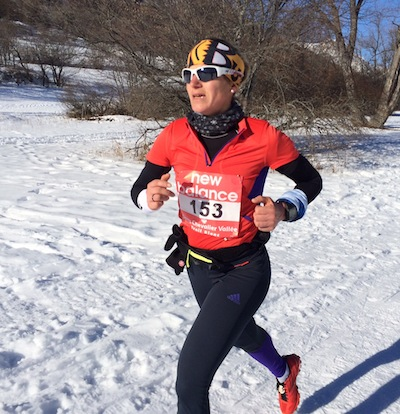 Trail Blanc Serrre Chevalier-Maud Gobert