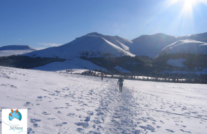 Trail hivernal du Sancy 2015