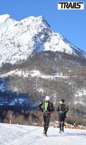 Trail sur neige 2015