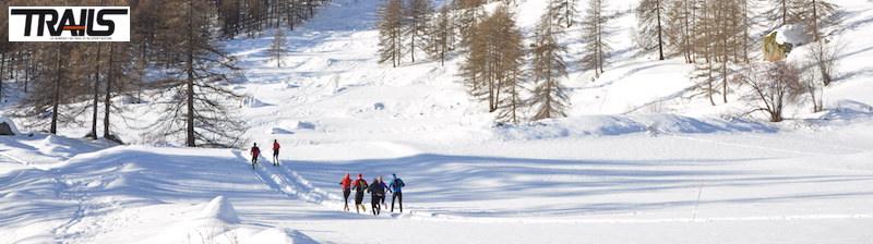 Trails sur neige, toutes les courses sur neige 2015
