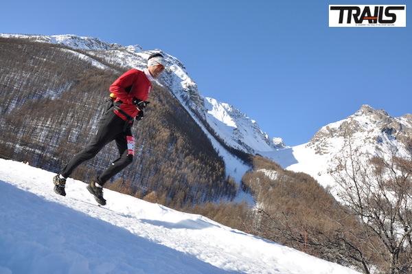 Trails sur neige, toutes les courses sur neige