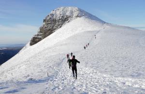 Video Trail Hivernal du Sancy Mont-Dore Ezyshoes 2015